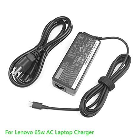 USB C AC Charger Extra Long 12Ft for Lenovo Yoga 920-13 Yoga C930-13 Yoga S730-13 Yoga 730-13 ThinkPad P51s / P52s Thinkpad 13 IdeaPad 730s-13 ...