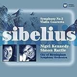 Sibelius: Symphony No.5/Violin Concerto