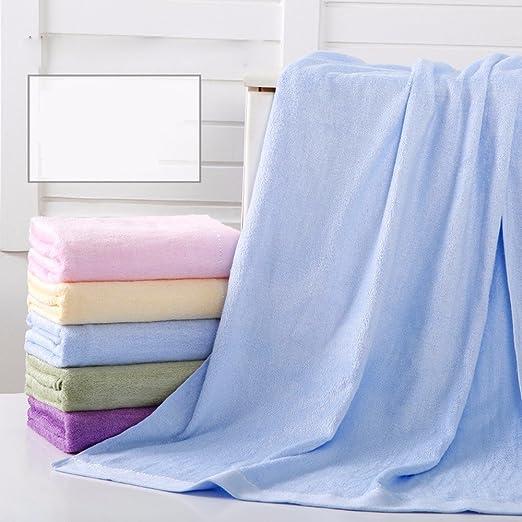 SFSYDDY-Nudo chino Bambú fibra de bambú toallas, super absorbente, más suave que
