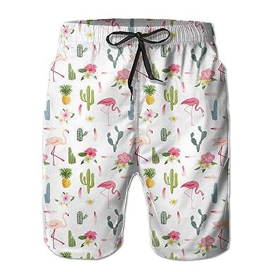 Amazon.com: Pantalones cortos de surf de secado rápido ...