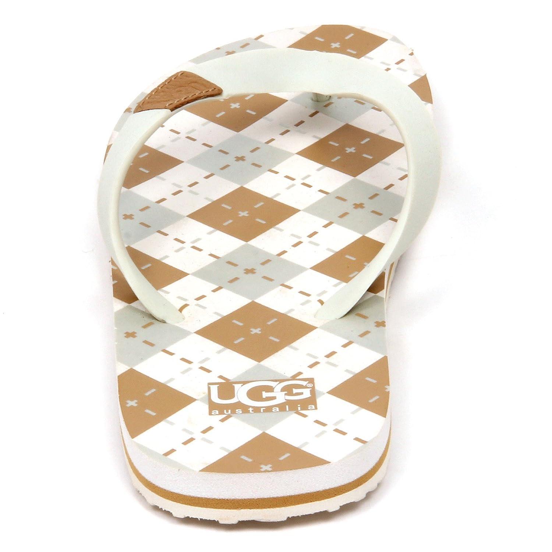 UGG Australia D1028 Infradito Bimba K tadpole Sandal Shoe Kid [28 EU] QSymWRhXH