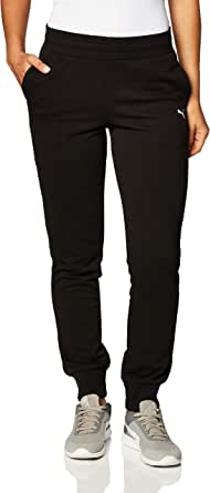 PUMA Women's Essentials French Terry Sweatpants