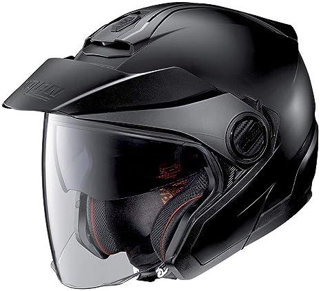 dd7ad1647dd4e Nolan N40 5 Classic - Casco para moto  Amazon.es  Coche y moto