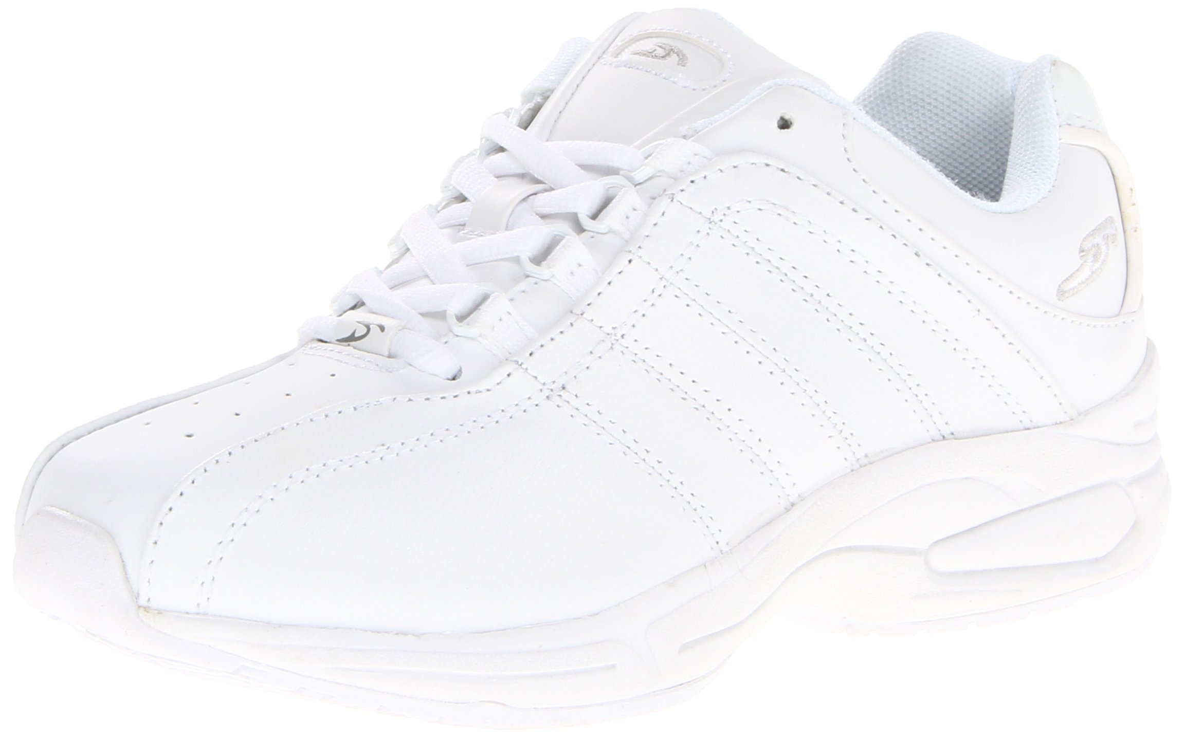 Dr. Scholl's Women's Kimberly Slip Resistant Work Shoe,Super White,8.5 W US