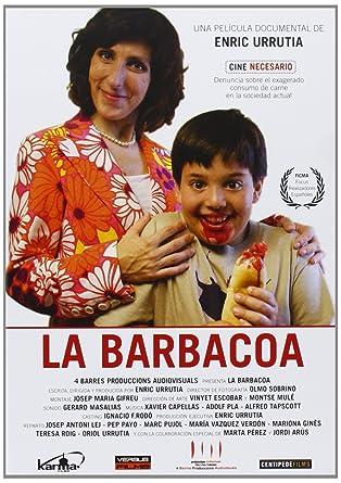 The Barbecue (La barbacoa)  (THE BBQ)  [ NON-USA FORMAT,