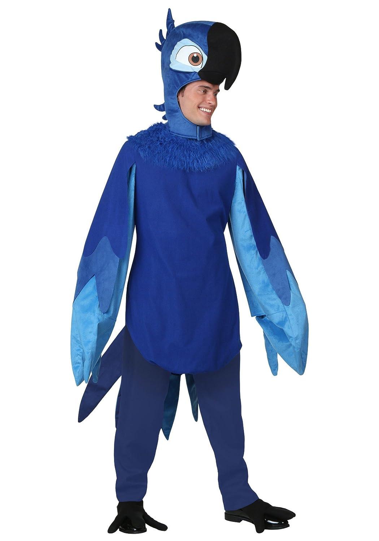 Adult Rio Blu Fancy dress costume X-Large