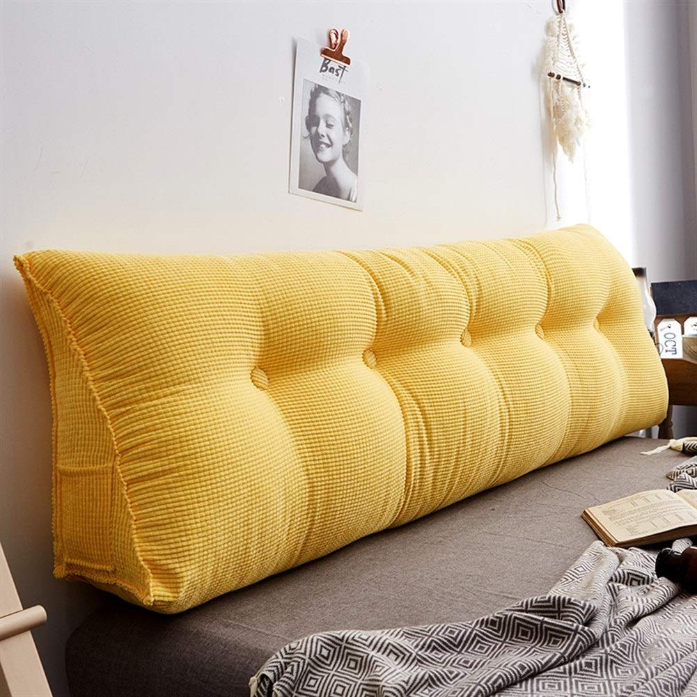 Amazon.com: Cojín desmontable para cama, respaldo ...