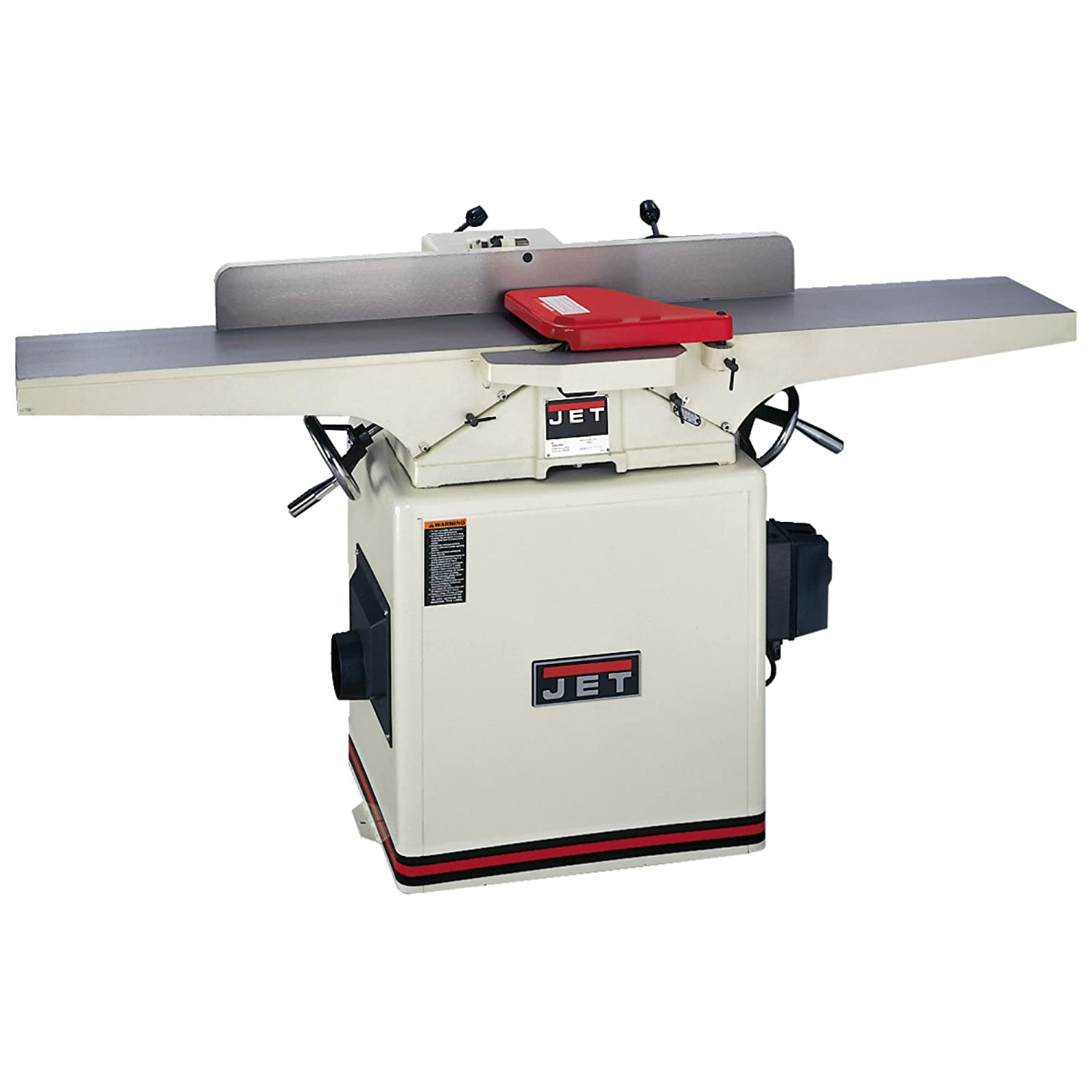 JET 708458K JJ-8CS, 8-in Closed Stand Jointer - Power Jointers - Amazon.com