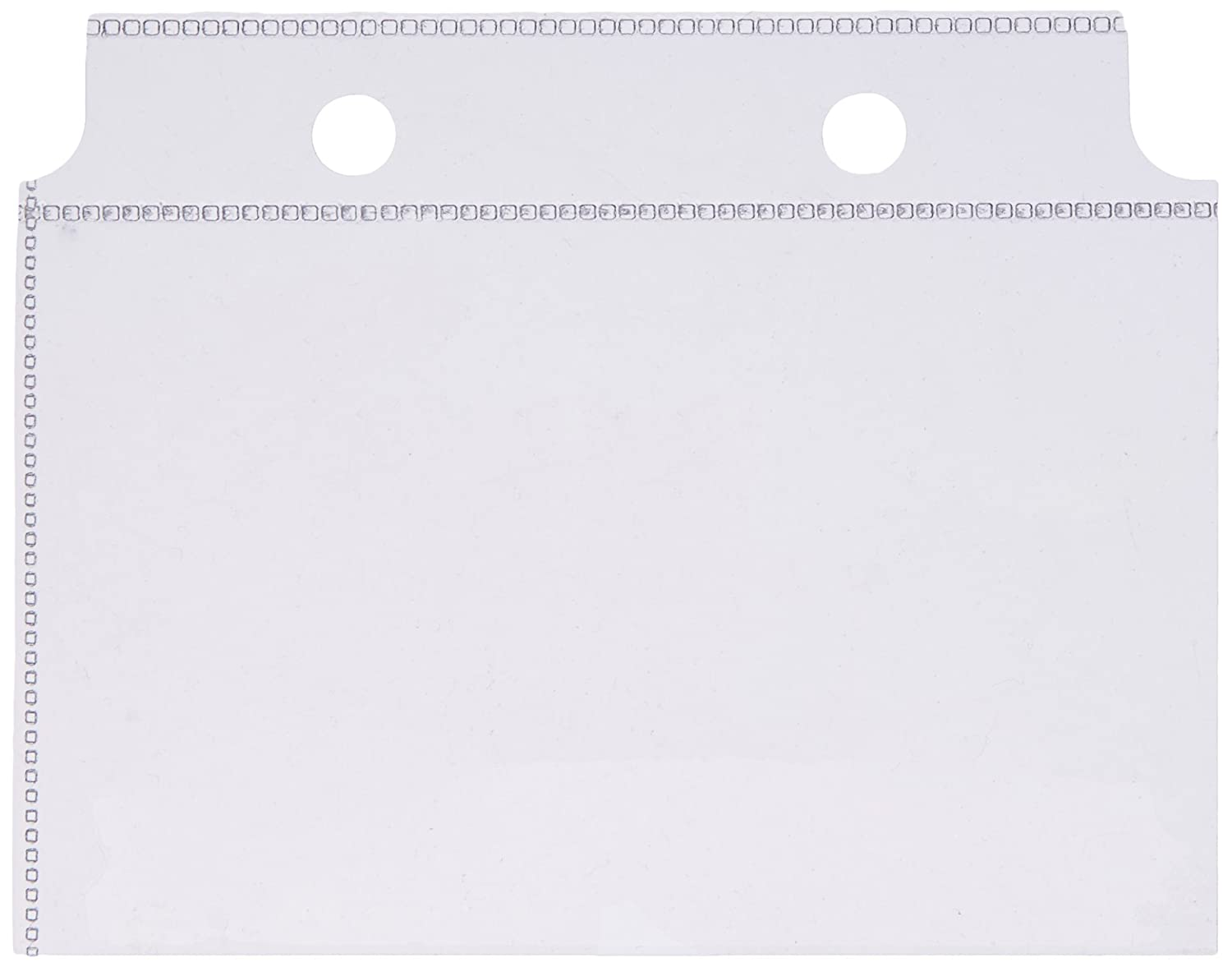 American Crafts 20 Piece We R Memory Keepers Instax Photo Sleeves, 2.1 x 3.4 662673
