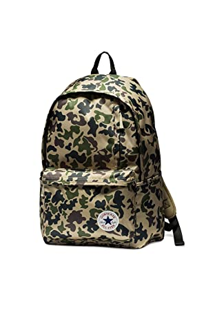 a460792b74c3 Converse Backpack green camouflage  Amazon.co.uk  Luggage