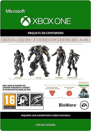 Anthem Legion of Dawn Upgrade | Xbox One - Código de descarga ...