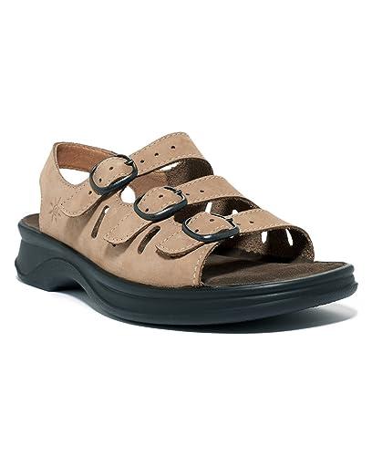 8af3b4cf74cef CLARKS Women s Sunbeat Sandal TAN Leather ...