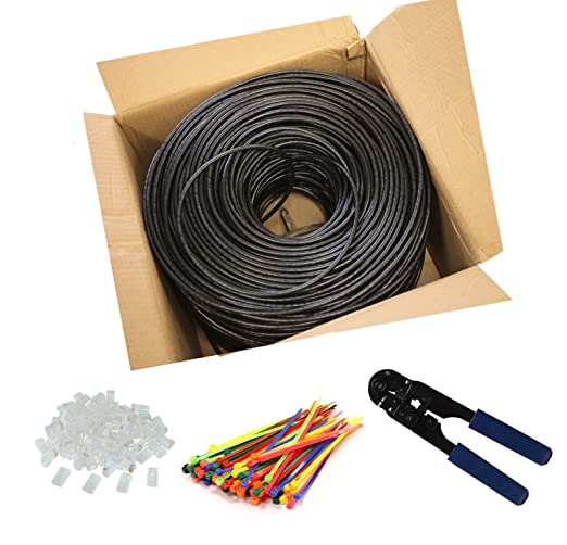 123 opinioni per Multi-Cables Esterni CAT6 200m,