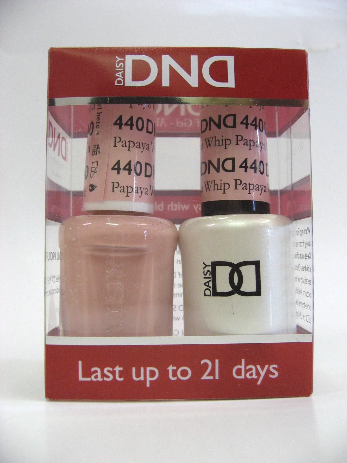 Amazon.com: DND Gel & Matching Polish Set (488 Season Beige): Health ...