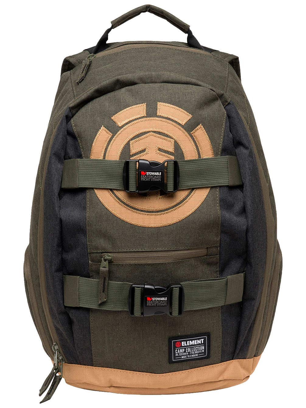 Element Skater Backpack Mohave 15