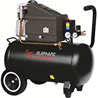 Elephant Lubricated Air Compressor with 100% Copper Winding - 50 Liter