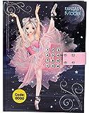 Depesche Top Model Diario Segreto Musicale Ballet, Multicolore, 10196