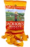 Jackson's Honest Sweet Potato Chips, Cooked in Coconut Oil, Paleo Friendly, 5 Oz, (1 Pack)