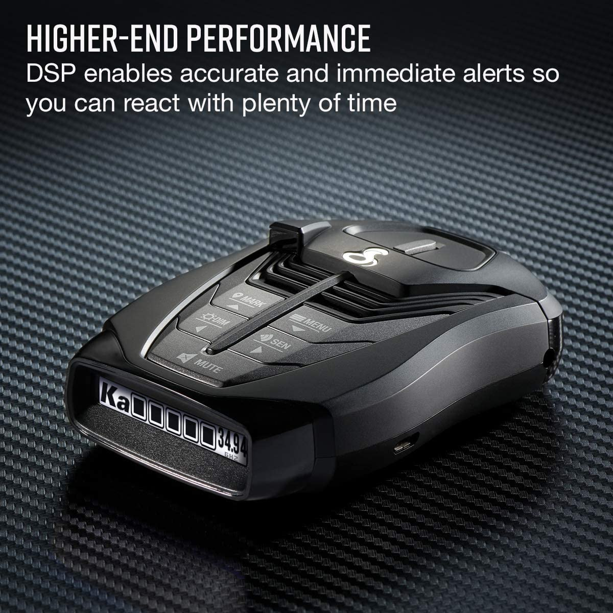 Cobra RAD 480i Radar Detector Review