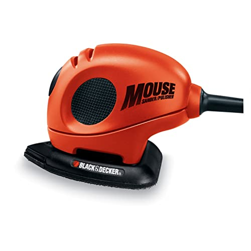 and Dust Collection Adapter With 6 Sanding Sheets FERM Delta Sander 280W Adjustable Variable Speed G80