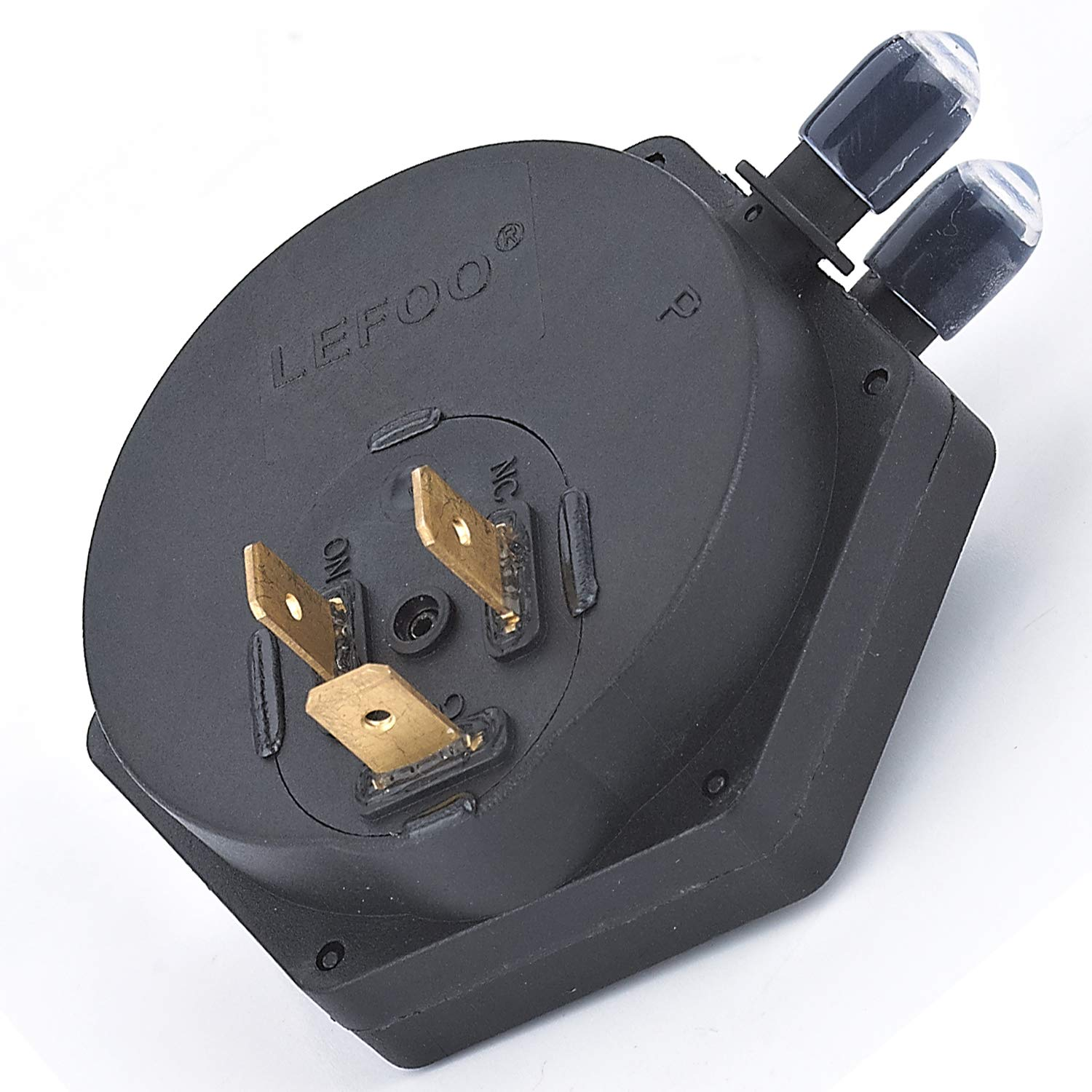 LEFOO LF31 Air Differential Pressure Switch Fall Pressure 150pa For HVAC System Or Water Heater