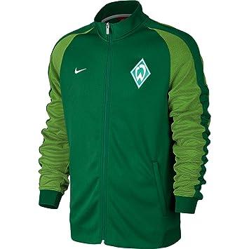 Nike Herren Jacke N98 Werder Bremen Authentic Track Jacket