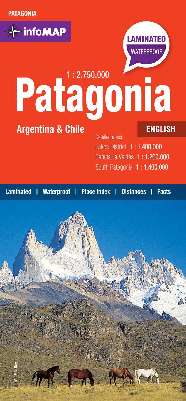 InfoMap Patagonia