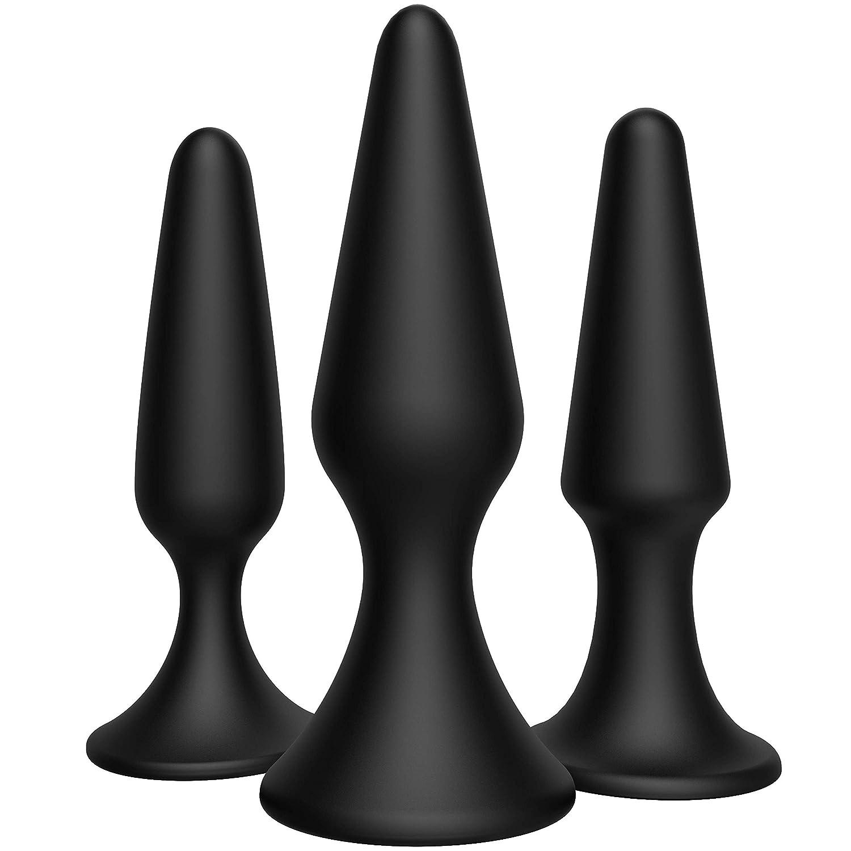 Silicone Anal Butt Plug