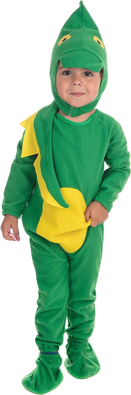Theme Fancy Dress Disfraz infantil de Dinosaurio. 3 años