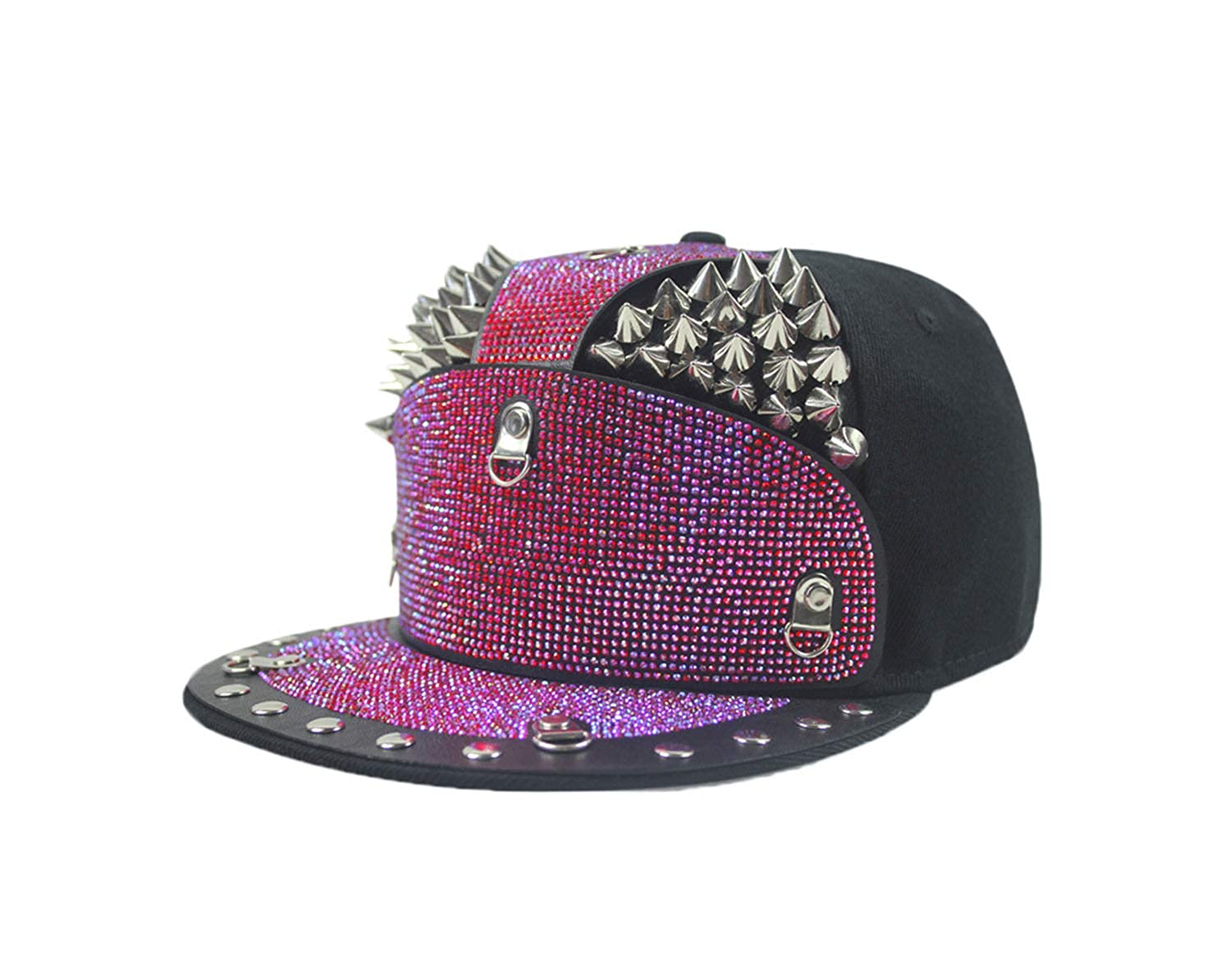 Topfly/® Unisex Leisure Fashion Baseball Cap Hip Hop hat Punk Boy Girl Outdoor Hat
