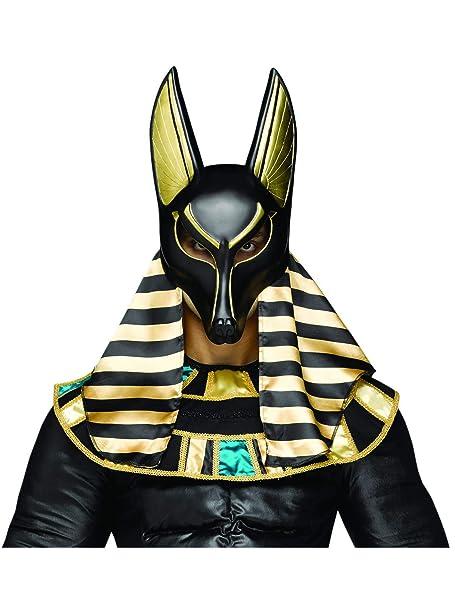 fun world mens anubis mask adult multi