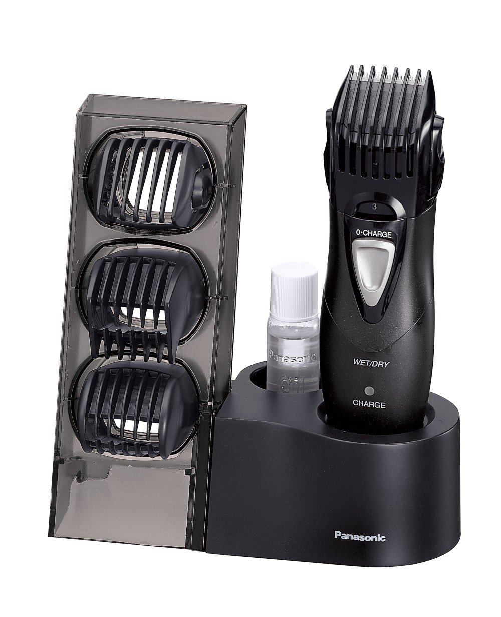 Panasonic Multi Trimmer ER-GY10-K (black hair, beard, armpit, bikini line body) (japan import)