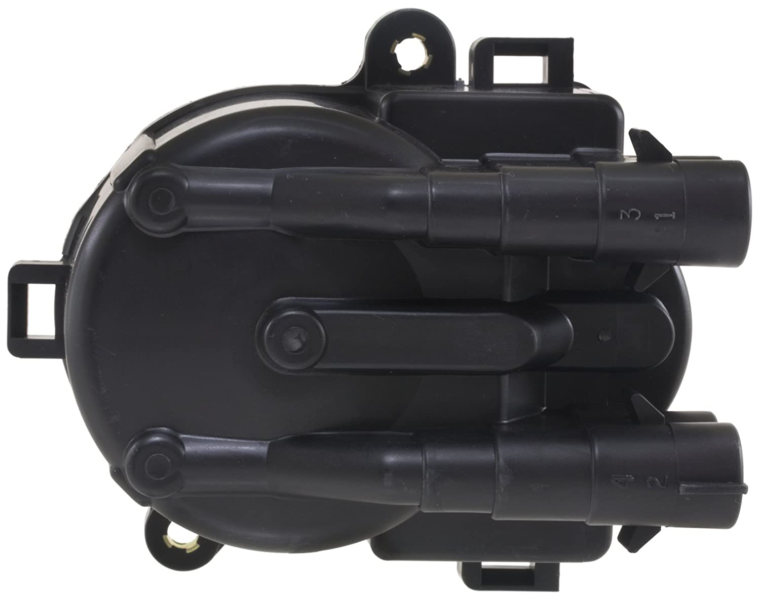 WVE by NTK 3D1055 Distributor Cap and Rotor Kit