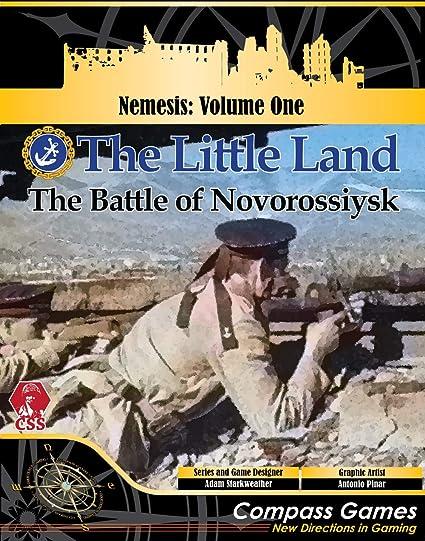 Boardgame wargame cosim war board game gioco tavolo strategia CSS The Little Land – The Battle For Novorossiysk: Amazon.es: Juguetes y juegos