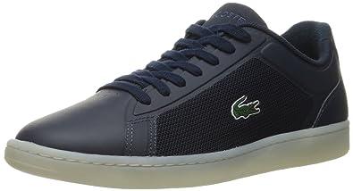 Lacoste Men's Endliner 416 1 SPM Fashion Sneaker, Navy, ...