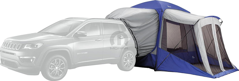 84bf127d9a Amazon.com: Jeep Genuine Accessories 82212604 Blue Recreation Tent:  Automotive