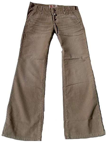 Fornarina Mujer Jeans Beige Camel Crema Club More Rock Star ...