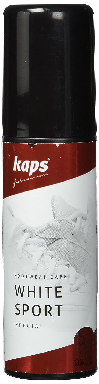 Kaps White Sport Betún y reparación de zapatos, Blanco (White), 75.00 ml K5012