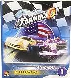 Asmodee - FDC1 - Jeux de stratégie - Formula D - Circuits Sebring/Chicago