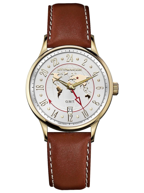 Sturmanskie Sputnik GMT Herren-Armbanduhr 51524-3306805