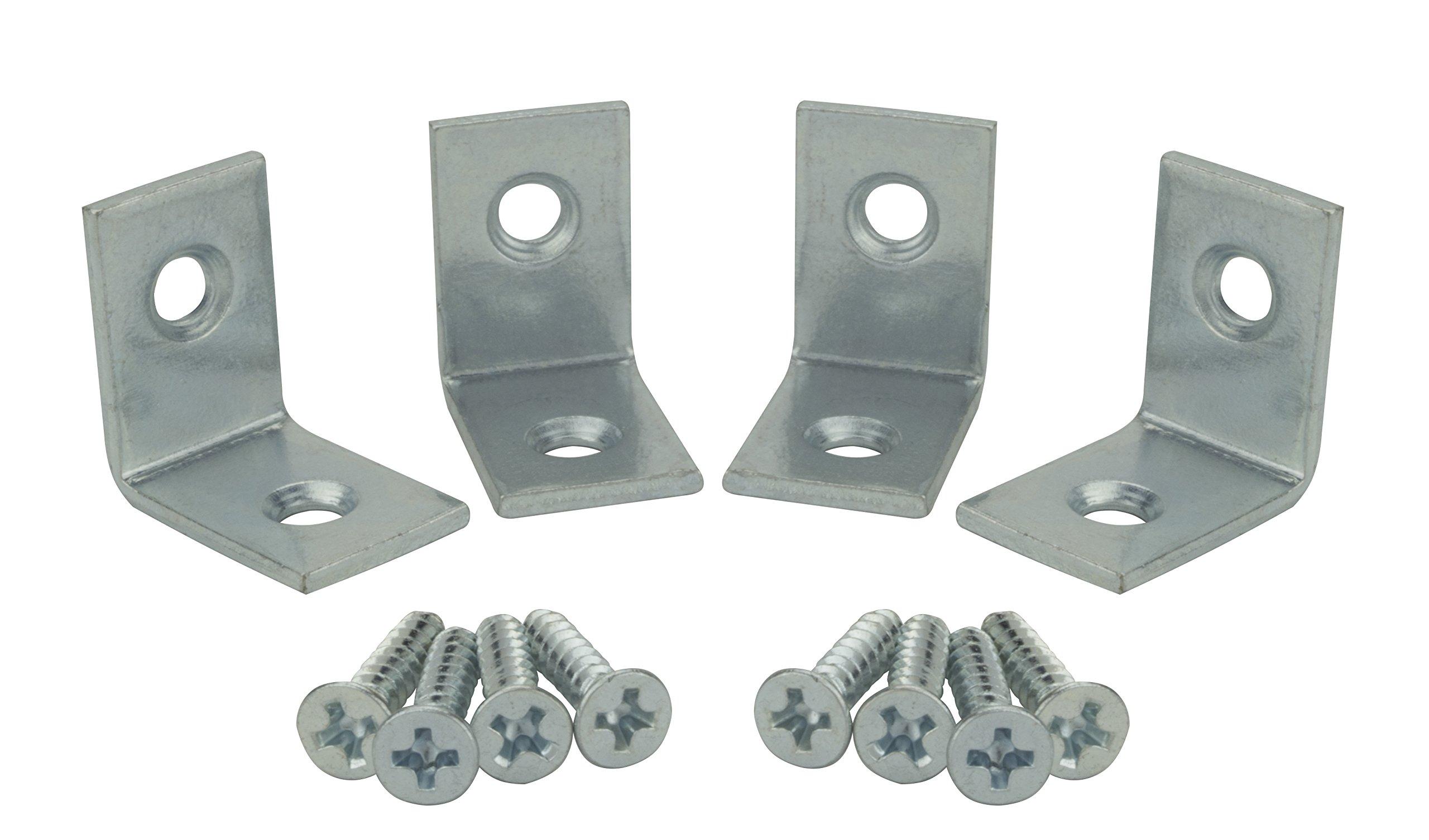 Specialty Hardware Corner Brace3/4 inch Zinc Plated 400pcs