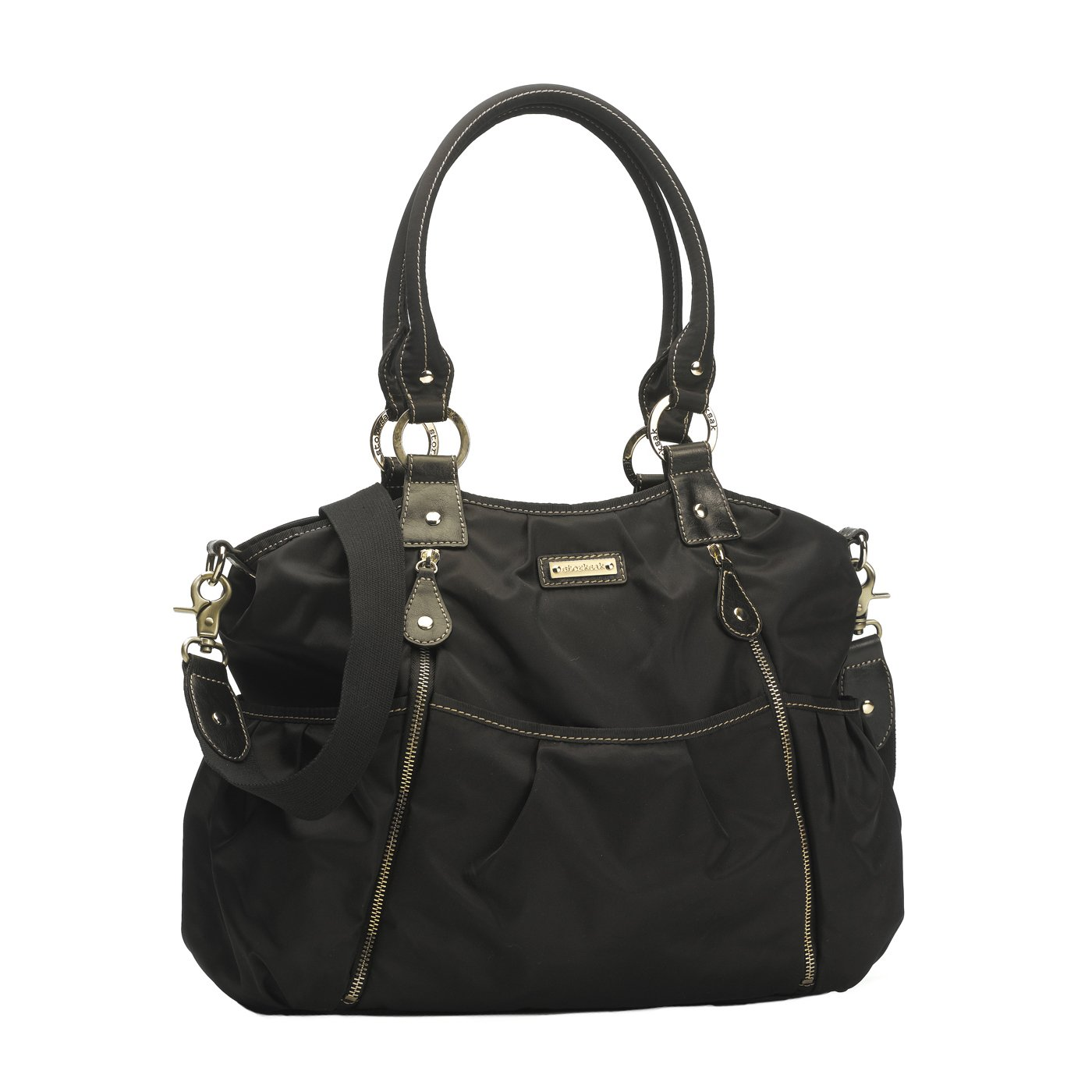 Storksak Olivia Diaper Bag, Black