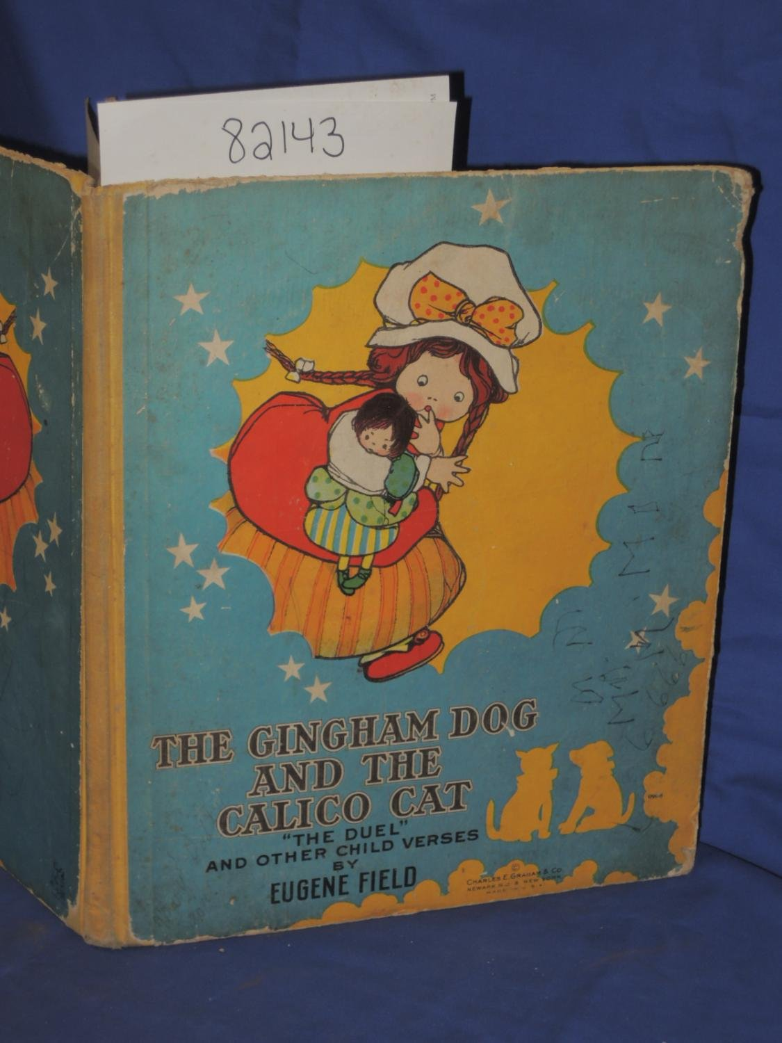 the gingham dog and the calico cat poem