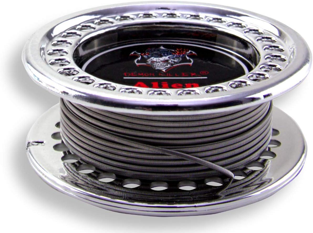 Alien diy Wire Heating Wire Hive Alien Fusing Clapton Flat Twisted Mix Wire Demon Killer (alien)