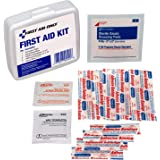 First Aid Only PhysiciansCare by On The Go Kit, White, 13 Piece Set, 1 Count