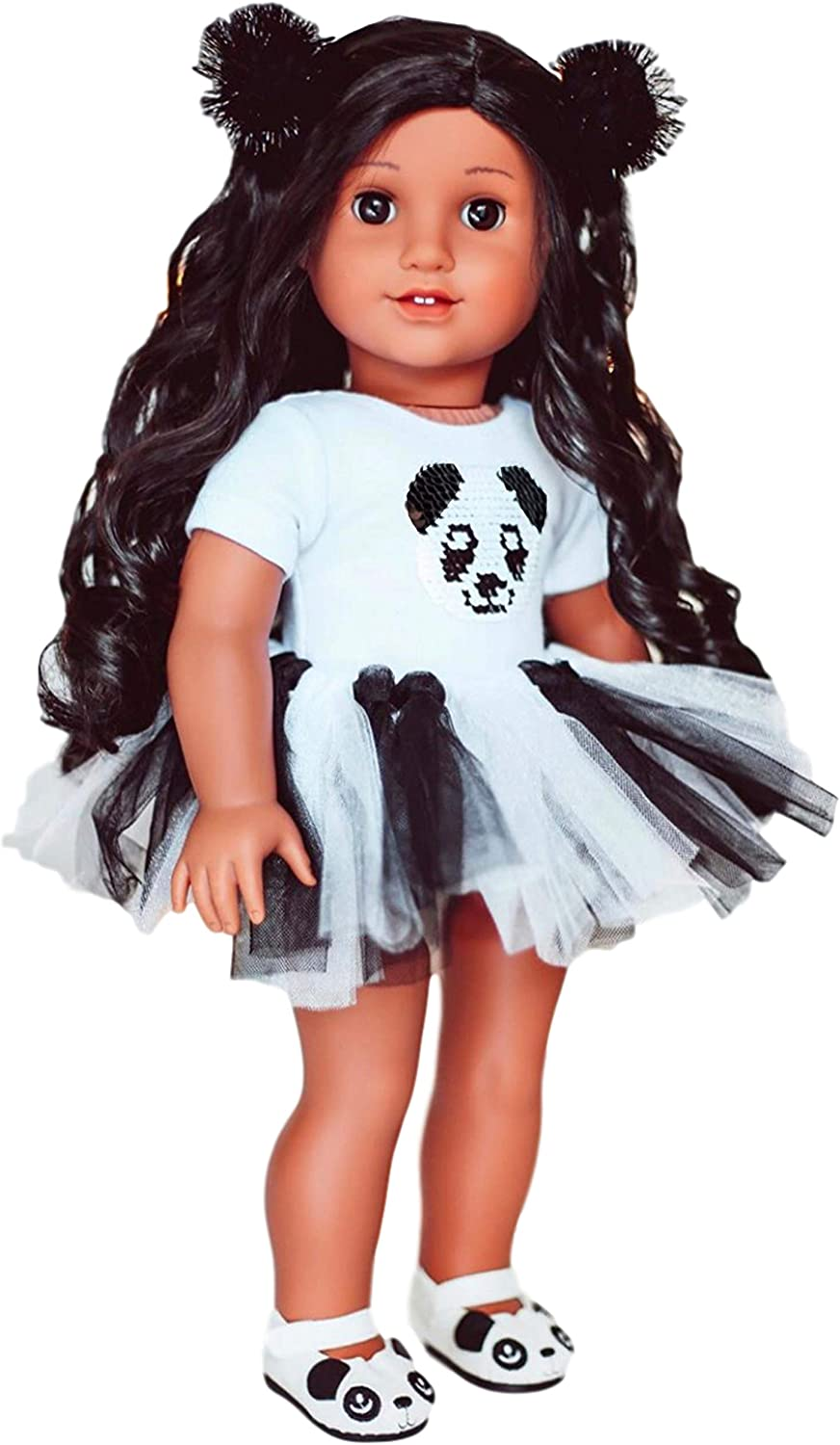 "Doll Clothes Pajames Shoes for 18/"" American Girl Our Generation My Life Doll"