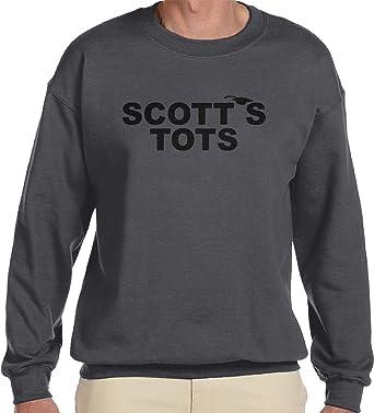 The Office Scotts Tots Mens Hooded Sweatshirt