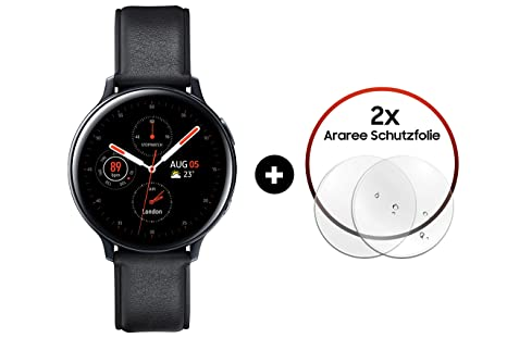 SAMSUNG Galaxy Watch Active2 Acero Inoxidable 44 mm (LTE ...