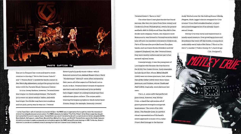 Hellraisers: A Complete Visual History of Heavy Metal Mayhem: Axl  Rosenberg, Christopher Krovatin, Matt Heafy: 9781631064302: Amazon.com:  Books