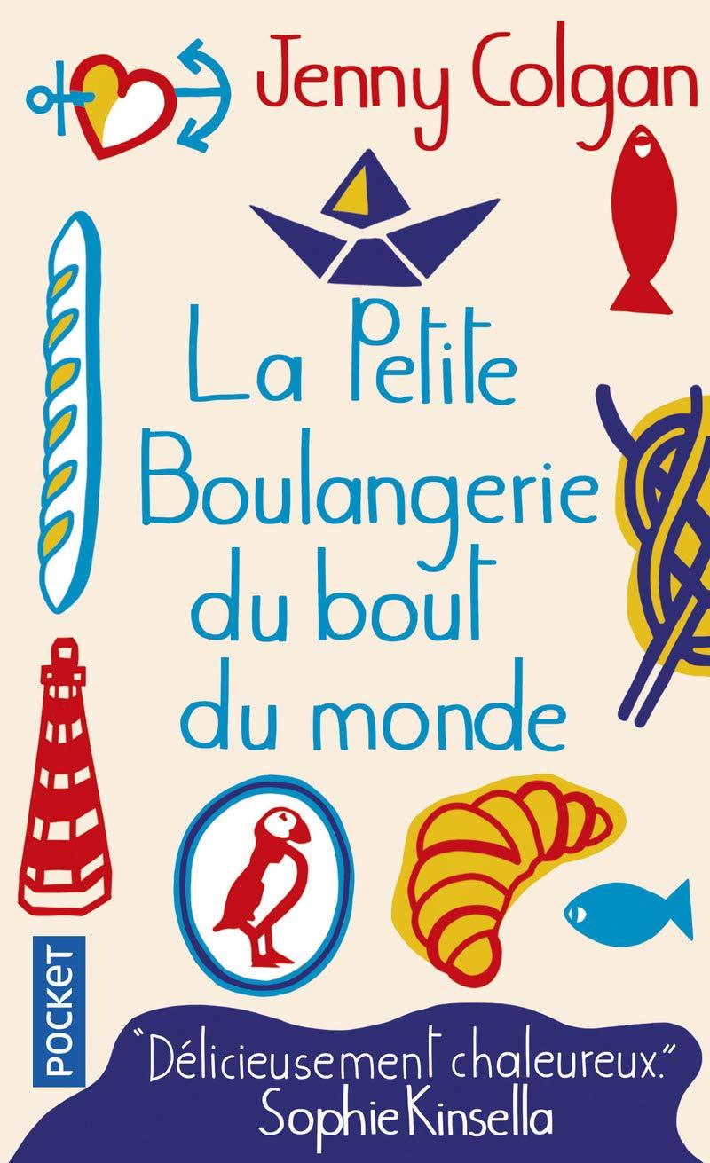 """Résultat de recherche d'images pour """"La petite boulangerie du bout du monde, Jenny Colgan, Pocket 2015"""""""